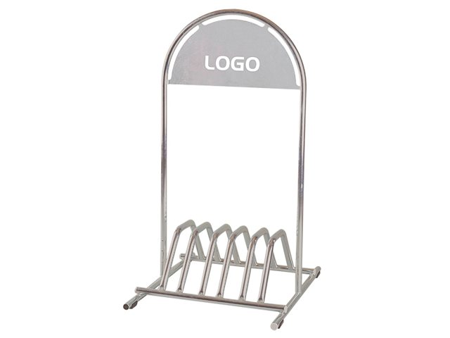 Expo Gotik Bicycle stand - Silver